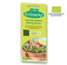 A. Vogel BioSnacky Mung Bean Sprouting Seeds