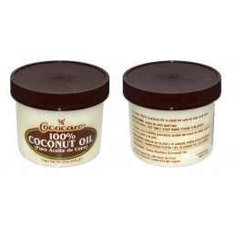 COCOCARE COCONUT OIL 110G FOR EXTERNAL USE ONLY