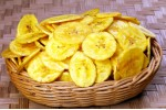 GREEN FOODS Banana Chips 150g