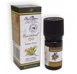 BioAroma 100% Pure Essential Oil Tea tree 5ml