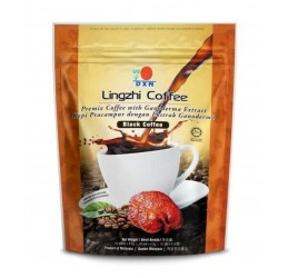 DXN Lingzhi Black Coffee with Ganoderma 20 sachets x 4,5g