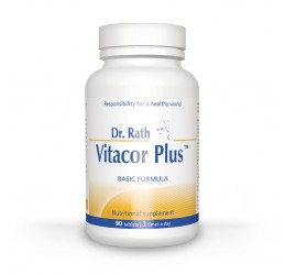 Dr. Rath's Vitacor Plus™ 90 tablets