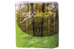 Ecoleaf Toilet Tissue 9 Rolls 100% RECYC