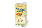 EcoMil Almond Milk with Vanilla 1L