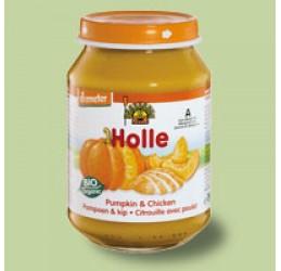 HOLLE Pumpkin & Chicken 190gr (after 4 months)