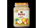 HOLLE  Apple cream 190g (4th month+)