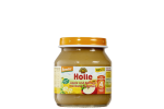 HOLLE APPLE & BANANA CREAM 125G (4th month+)