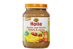 HOLLE BANANA AND CHERRY CREAM 190G (4TH MONTH+)