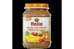 HOLLE BANANA AND CHERRY CREAM 190G (4 MONTH+)