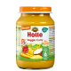 HOLLE Veggie Curry Jar 190G with cheese (from 6 month)
