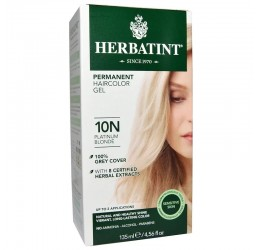 Herbatint Haircolor 10N Platinum Blonde 135ml