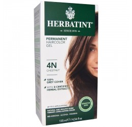 Herbatint Haircolor 4N Chestnut 135ml