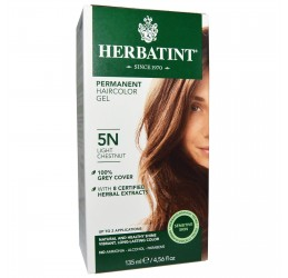 Herbatint Haircolor 5N Light Chestnut 135ml