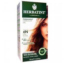 Herbatint Haircolor 6N Dark Blonde 135ml