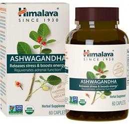 Himalaya Organic Ashwagandha 60 Caps