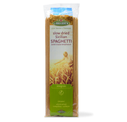 LABIOIDEA WHOLE WHEAT SPAGHETTI 500G