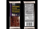 PLAMIL ORANGE CRANBERRIES CHOCOLATE BAR 50G