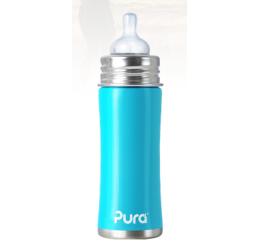 Pura Kiki® Infant Bottle 425ml BPA AND PLASTIC FREE