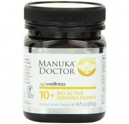 MANUKA DOCTOR Active 10+ Manuka Honey 250gr
