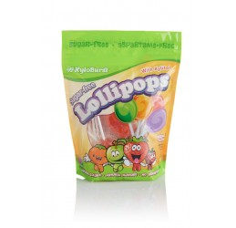 XyloBurst Sugar-free Lollipops with Xylitol 25 Count
