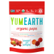 YUMEARTH LOLLIPOPS MIX FRUIT 40 PIECES BIO