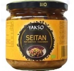 Yakso Seitan in Tamari Sauce (meat substitute) 330g